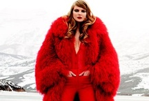 Red Haute. / Fashion on fire.