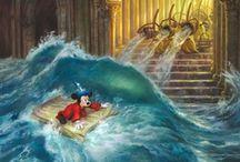 Disney / by Patty Caza
