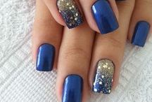 Nailed It! / Everything nails- tutorials, pictures and inspirations.   / by Megan S