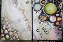 journals / by Patty Caza