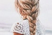 Hair - 'Nuff Said / Provides links and vids to hair how to's and just some darn good hair. / by Megan S