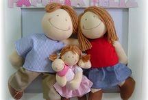 dolls / by Patty Caza