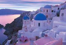 ♒ Santorini island ♒ / http://greecetourism.gr/santorini-island/