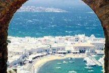 ♒ Mykonos island ♒ / http://greecetourism.gr/mykonos-island/
