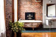 + Bathroom ideas / Ideas to spruce up the washroom