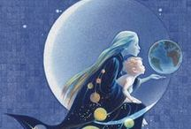 Moon/Sun/Stars/Space / by Susie G   : ) Moon Goddess