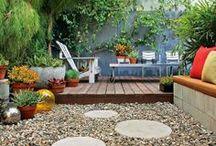 Patio - Courtyard - Yard - Deck