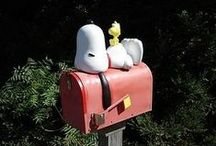 Funny Mailboxes / by Susie G   : ) Moon Goddess