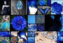 Susies Blues 2 / These beautiful blues things are some of my favorite things. I have some of the things that are on this board / by Susie G   : ) Moon Goddess