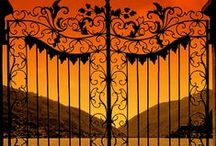 Gates/Doors / by Susie G   : ) Moon Goddess