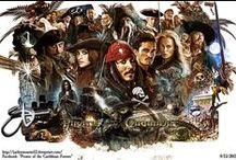 Pirate´s life for me ☠️ / piráti, moře, ocenány, svoboda, mořské panny, lodě, ...