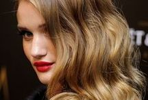+ Ombre Hair // Dishwater Blonde / Inspiration to go back to my roots, save £££s each year and get my hair healthy again!