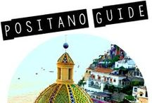 + Fave Places in Positano
