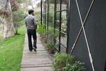 Seventies garden
