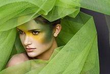 Colour ~ Green / Aesthetic