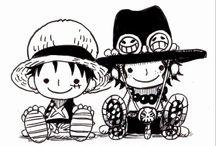 【One Piece】 / Manga (1997~Present) Anime (1999~Present) (Eiichiro Oda) AKA ワンピース, 航海王, 원피스