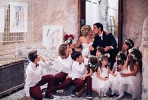 Sweet, like vinsanto / Being wedding planners, one of the most difficult things we had to do, was plan our own wedding. Location was a given, Santorini. However, we wanted to show our guests a different side of the island, a side not known to many.  Art Space was the ideal location for us - a winery tucked in Ekso Gonia, with a history of more than 100 years and a dreamy canava, which we envisioned as the ceremony hall.
