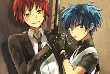 【Assassination Classroom】