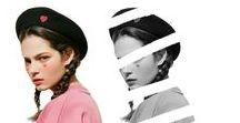 fashion ideas / Studio photography for fasion editorials