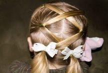 Hairstyles 2 Learn 4 charleigh. Too cute n soo sweet. / Toddler hair tutorials / by Kelly Harmon