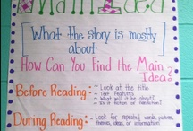 Anchor Charts / by Deanna Campbell