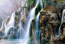 Waterfalls / Καταρράκτες / A collection of some interesting waterfalls around the world.