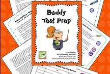 Test Prep / by Deanna Campbell