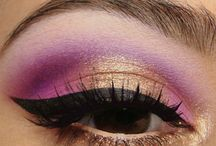 Different eyeshadow hues / eyeshadow colors