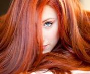 Beautiful red hair ❤ / All redheads, natural or not, classical, sexy, romantic, Fascinating, sensual, vintage, wild... Toutes les rousses, naturelles, classique, romantiques, sexy, fascinantes, mutines, fatales, sauvages, vintage, colorées...