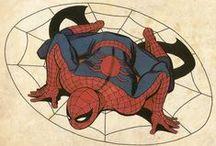 Marvel / by Nikki Harrington