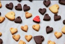 "Valentine's Treats / How to celebrate the person you love, with our ""Made with love"" treats"