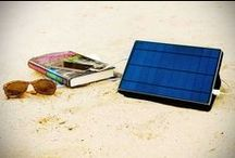My Solartab / Solartab: The beautiful and powerful solar charger for phones and tablets. Order yours on http://mysolartab.com!