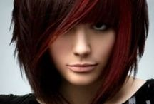 Creative Colors / From simple to dramatic, highlight to ombre; make your hair pop with personality!