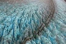 Glaciers & Ice / Impressive pictures from glaciers all over the world,