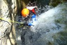 Canyoning / A lot of stuff about canyons and canyoning http://www.scoop.it/t/canyons-waterfalls