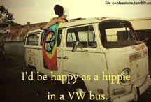 Woodstock Hippie / Sono nata troppo tardi..