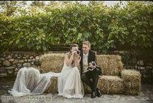 Vintage and Boho Weddings / Modern Vintage and Boho Weddings. Modern Vintage and VSCO post production.