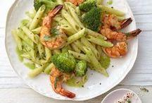 Pasta, tutto bene! / Ein Teller Nudeln macht glücklich! Hier gibt's vielfache Pasta-Inspiration für Euch. Lasst's euch schmecken!
