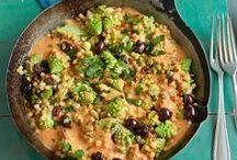 Vegetarische Leckerbissen / Kreativ, bunt und einfach köstlich - vegetarische Rezepte sind vielfältig und schmecken auch Fleischliebhabern.