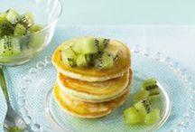 Himmlische Brunch-Ideen / Endlich Wochenende und in Ruhe Frühstücken - oder am liebsten gleich Brunchen? Mit tollen Köstlichkeiten auf der Tafel schlemmen wir den ganzen Vormittag...