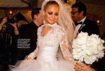 Celebrity Wedding Dresses / by Victoria Strange Dubai