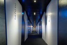 Mimari Yönlendirmeler - Architectural Sign Solutions / İç Mekan Tasarımlar - Interior Designs  Otel Ekipmanları Üretimi - Hotel Equipments Productions  Burak Aykut +905332390909