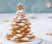 Weihnachtsbäckerei / Es weihnachtet sehr! Da dürfen Plätzchen, Kuchen und Konsorten natürlich nicht fehlen. Ob mit Schokolade, Marzipan, Marmelade oder Nüssen - hier kommt jeder auf seine Kosten.