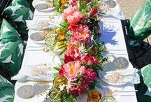 Boutique Bridal Shower ideas / Ideas for hosting the perfect and tasteful bridal shower.