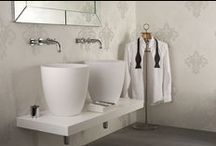 Biarritz from BAGNODESIGN / Bringing a sense of French chic to the clasically styled bathroom, Biarritz from BAGNODESIGN is gracefully elegant.