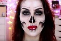 Halloween Inspiration! / Something wicked this way comes....and it's Halloween makeup!