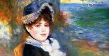 Galería Impresionismo / Pinturas y cuadros al óleo.