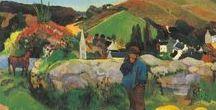Gaugin / Pintura Impresionista