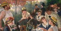Renoir / Pintura impresionista