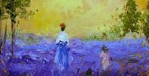 Pissarro / Pintura impresionista